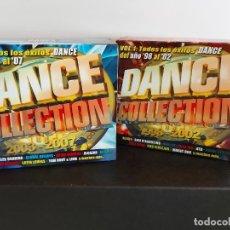 CDs de Música: DANCE COLLECTION / 1998-2002/2003-2007 / COMPLETO 10 CDS / 150 TEMAS / EN CALIDAD LUJO / OCASIÓN !!. Lote 246101010