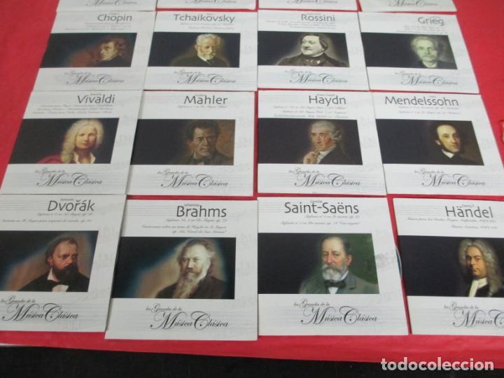 CDs de Música: LOS GRANDES DE LA MUSICA CLASICA - 20 CD EN UNA CAJA - Foto 3 - 246108375
