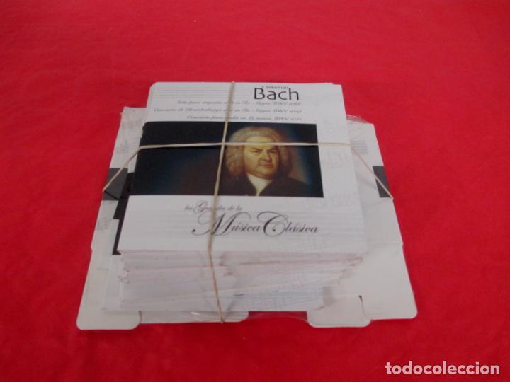 LOS GRANDES DE LA MUSICA CLASICA - 20 CD EN UNA CAJA (Música - CD's Clásica, Ópera, Zarzuela y Marchas)