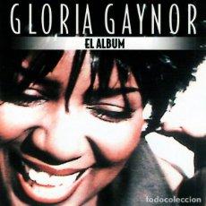 CDs de Música: GLORIA GAYNOR - EL ALBUM. Lote 246115220