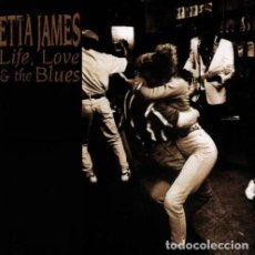 CDs de Música: ETTA JAMES - LIFE, LOVE & THE BLUES. Lote 246122905