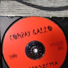CDs de Música: COMPAY GALLO - MI CERVECITA. Lote 246128155
