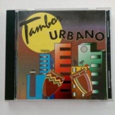 CDs de Música: CD - TAMBOR URBANO - FOCA RECORDS VENEZUELA. Lote 246130765