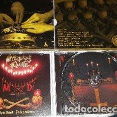 """CDs de Música: CD MORTUARY DRAPE """"SPIRITUAL INDEPENDENCE"""". Lote 246136050"""