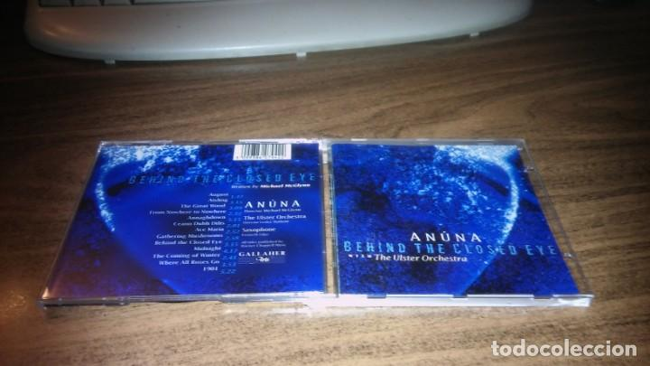 ANÚNA - BEHIND THE CLOSED EYE (WITH THE ULSTER ORCHESTRA) (Música - CD's New age)