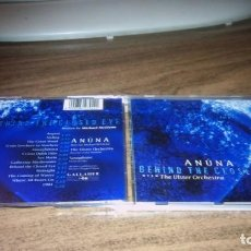CDs de Música: ANÚNA - BEHIND THE CLOSED EYE (WITH THE ULSTER ORCHESTRA). Lote 246137565