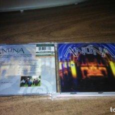 CDs de Música: ANÚNA - ANÚNA (1993). Lote 246137815