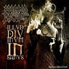"CDs de Música: CD MORBID ANGEL ""ILLUD DIVINUM INSANUS"". Lote 246148275"
