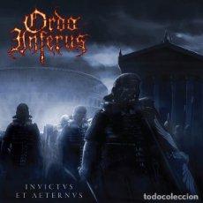 """CDs de Música: CD ORDO INFERUS """"INVICTUS ET AETERNUS"""". Lote 246150385"""