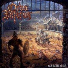 """CDs de Música: CD ORDO INFERUS """"DAMNATI"""". DEATH METAL CON EX-MIEMBRO DE NECROPHOBIC.. Lote 246150745"""