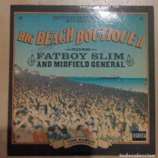 """CDs de Música: FATBOY SLIM """"BIG BEACH BOUTIQUE"""" CD MAXI PROMO. Lote 246157890"""