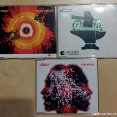 """CDs de Música: CHEMICAL BROTHERS """"LOTE 3 MAXISINGLES"""". Lote 246162175"""