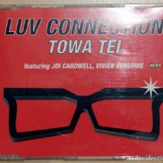 "CDs de Música: TOWA TEI ""LUV CONNECTION"" DEE LITE. Lote 246163410"