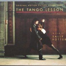 CDs de Música: CD. THE TANGO LESSON. BSO. Lote 246167190
