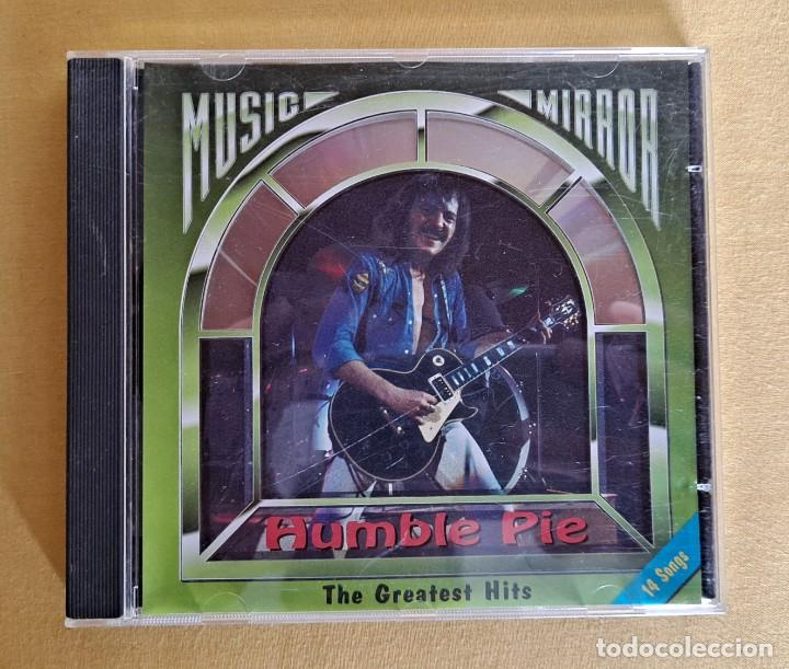 CDs de Música: HUMBLE PIE - THE GREATEST HITS - CD, SELECTED SOUND CARRIER 1993 - Foto 2 - 246196165