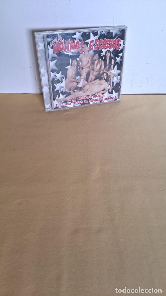 MOJINOS ESCOZIOS - EN UN CORTIJO GRANDE, EL QUE ES TONTO SE MUERE DE HAMBRE - CD, DRO EAST WEST 2000 (Música - CD's Rock)