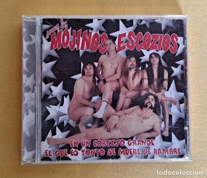 CDs de Música: MOJINOS ESCOZIOS - EN UN CORTIJO GRANDE, EL QUE ES TONTO SE MUERE DE HAMBRE - CD, DRO EAST WEST 2000 - Foto 2 - 246196815