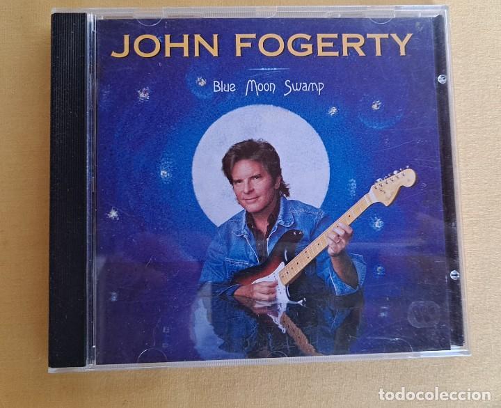 CDs de Música: JOHN FOGERTY - BLUE MOON SWAMP - CD, WARNER 1997 - Foto 2 - 246196905