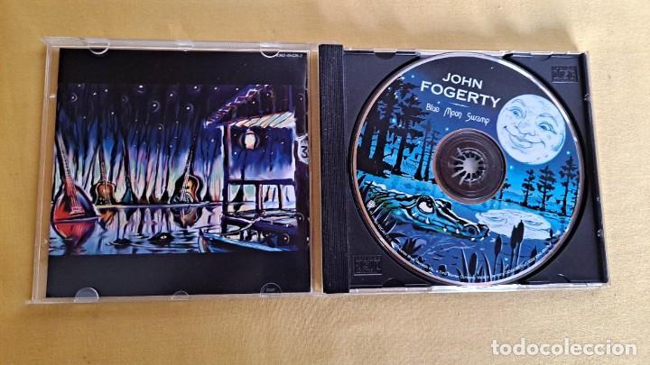 CDs de Música: JOHN FOGERTY - BLUE MOON SWAMP - CD, WARNER 1997 - Foto 3 - 246196905