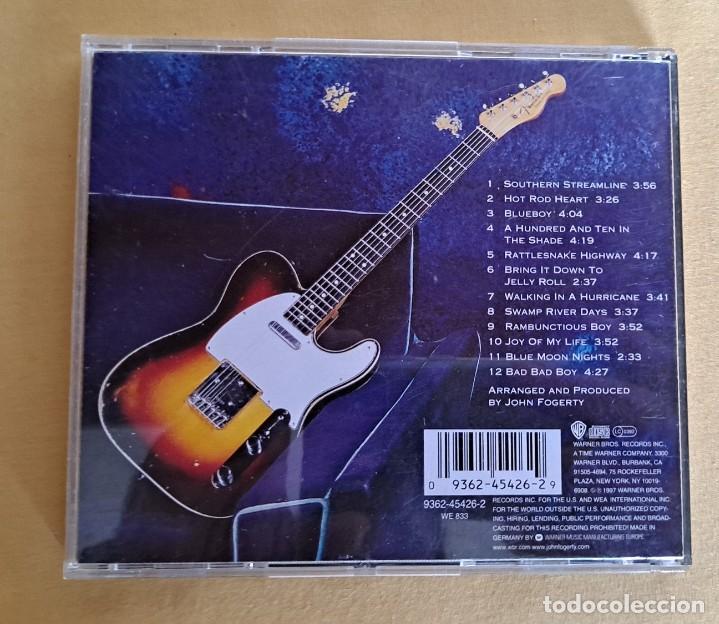 CDs de Música: JOHN FOGERTY - BLUE MOON SWAMP - CD, WARNER 1997 - Foto 4 - 246196905