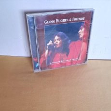 CDs de Música: GLENN HUGHES & FRIENDS - A TRIBUTE TO TOMMY BOLIN - CD, EVENT RECORDS 1999. Lote 246197005