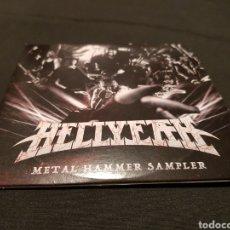CDs de Música: PEDIDO MÍNIMO 5€ + GASTOS CD PROMOCIONAL METAL HAMMER SAMPLER HELLYEAH. Lote 246198000