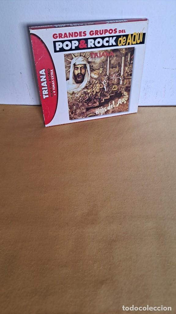 TRIANA - HIJOS DEL AGOBIO + 4 TEMAS EXTRA - CD, DRO EAST WEST 2003 (Música - CD's Rock)