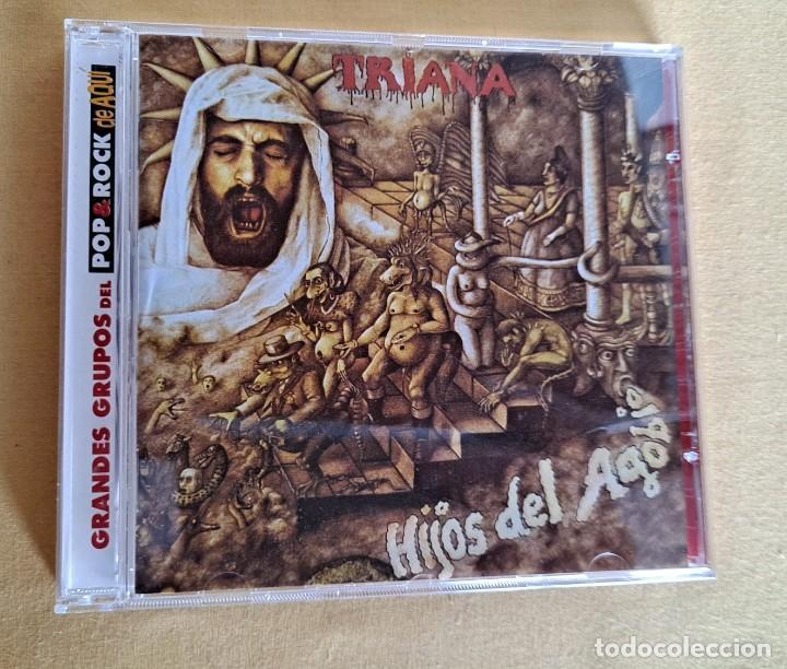 CDs de Música: TRIANA - HIJOS DEL AGOBIO + 4 TEMAS EXTRA - CD, DRO EAST WEST 2003 - Foto 3 - 246201245