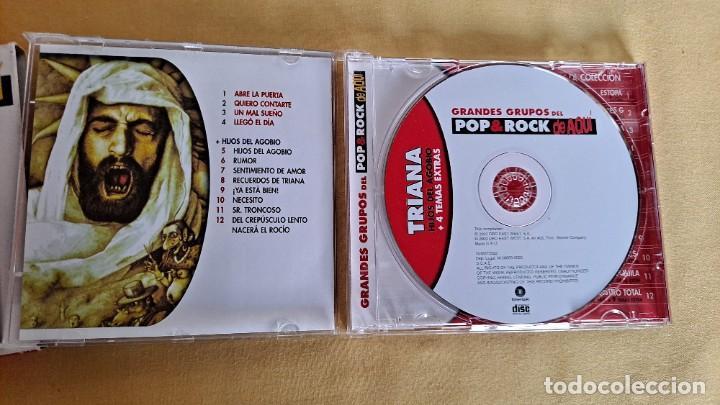 CDs de Música: TRIANA - HIJOS DEL AGOBIO + 4 TEMAS EXTRA - CD, DRO EAST WEST 2003 - Foto 4 - 246201245