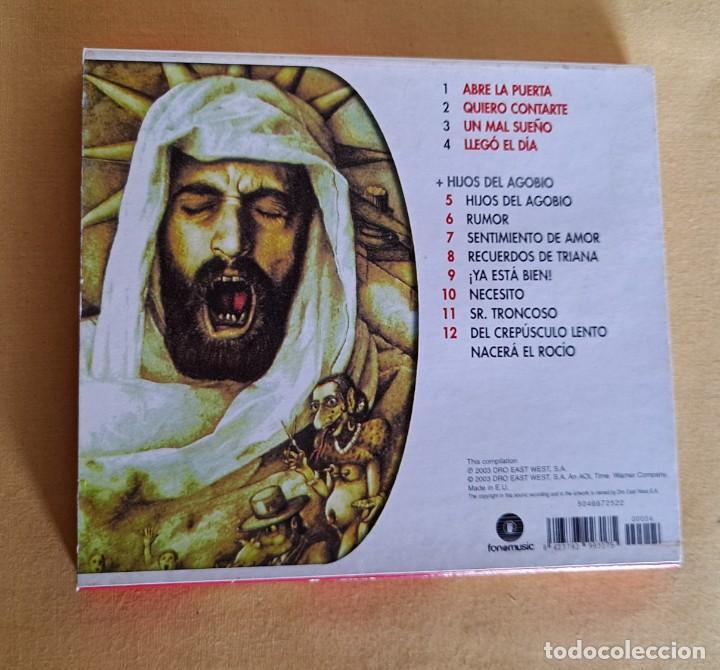 CDs de Música: TRIANA - HIJOS DEL AGOBIO + 4 TEMAS EXTRA - CD, DRO EAST WEST 2003 - Foto 6 - 246201245