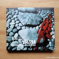 CDs de Música: KRISTI STASSINOPOULOU - LOS SECRETOS DE LAS ROCAS. Lote 246242910