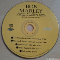 CDs de Música: BOB MARLEY - WHAT GOES AROUND COMES AROUND. SOLO CD. Lote 246263940