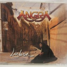 CDs de Música: ANGRA - LISBON - CD - SINGLE - 1998 - EUROPE - G/VG+. Lote 246281930