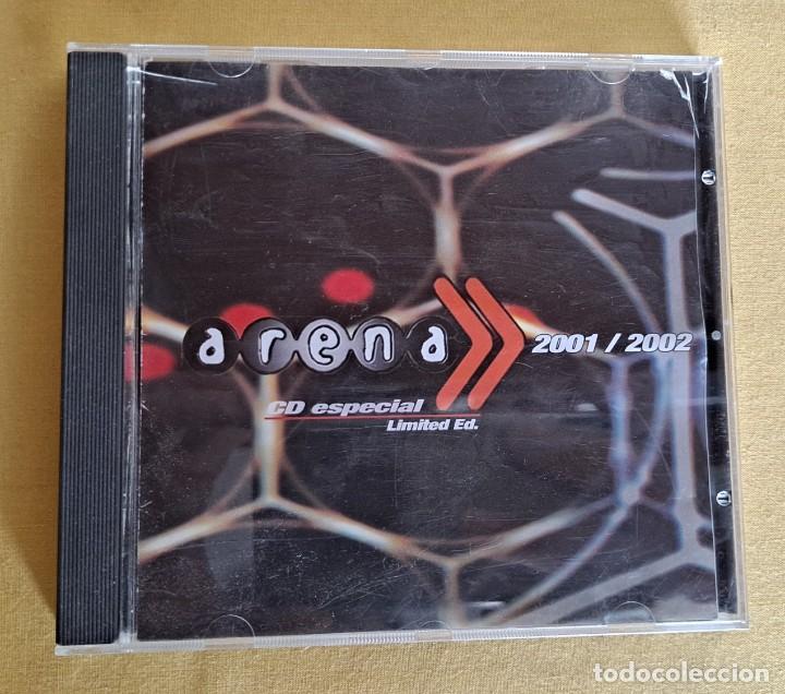CDs de Música: ARENA 2001/2002 - CD ESPECIAL, LIMITED EDITION - Foto 2 - 246286245