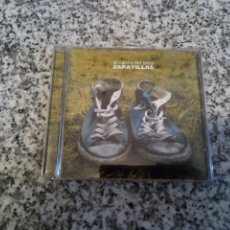 CDs de Música: EL CANTO DEL LOCO ZAPATILLAS. INCLUYE MINITARJETA COLGANTE. Lote 246298405