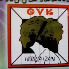 CDs de Música: CD: GUK - HERRIA ZAIN - EUSKERA, FOLK VASCO, 1971, PAÍS VASCO, EUSKAL MUSIKA -. Lote 246305125