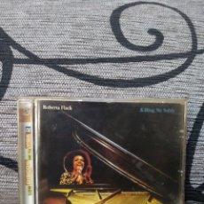 CDs de Música: ROBERTA FLACK - KILLING ME SOFTLY. Lote 246308330
