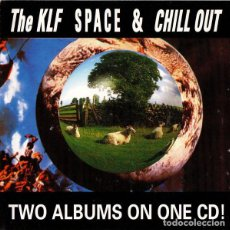 CDs de Música: THE KLF SPACE & CHILL OUT RARE CD JAMS JUSTIFIED ANCIENTS OF MU. Lote 246308885