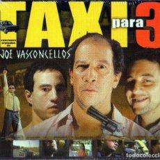 CDs de Música: JOE VASCONCELLOS - TAXI PARA 3. Lote 246318930