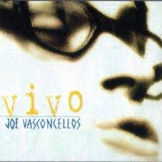 CDs de Música: JOE VASCONCELLOS - VIVO. Lote 246323095