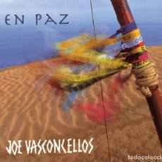 CDs de Música: JOE VASCONCELLOS - EN PAZ. Lote 246331165