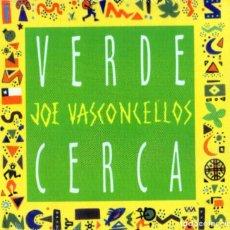 CDs de Música: JOE VASCONCELLOS - VERDE CERCA. Lote 246340820