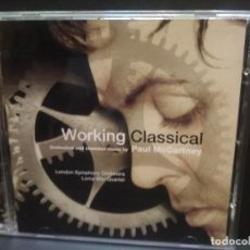 CDs de Música: PAUL MCCARTNEY WORKING CLASSICAL CD UK 1999 PDELUXE. Lote 246346705