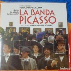 CDs de Música: BSO ORIGINAL LA BANDA PICASSO DE FERNANDO COLOMO. CINE ESPAÑOL. Lote 246348755