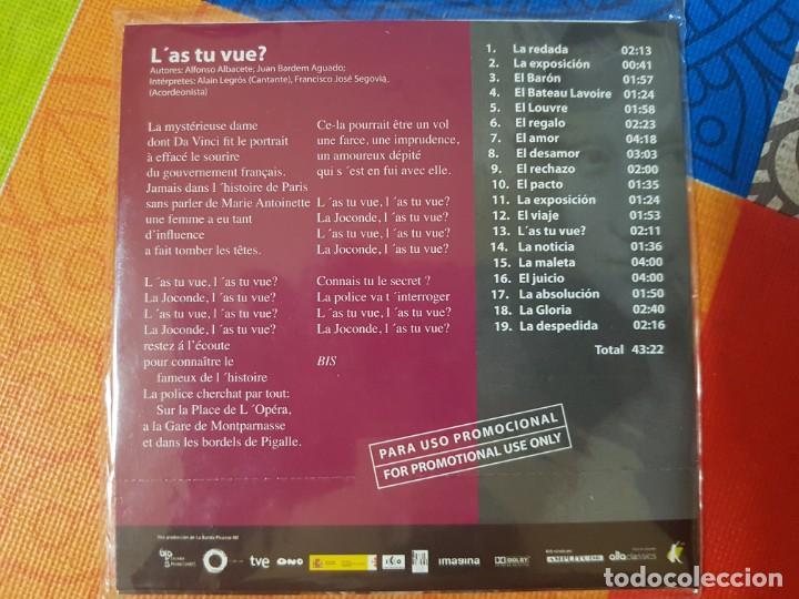 CDs de Música: BSO Original La Banda Picasso de Fernando Colomo. Cine Español - Foto 2 - 246348755