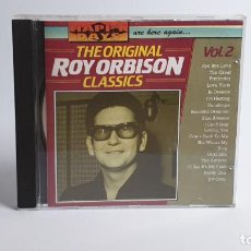 CDs de Música: CD - 1993 - ROY ORBISON - THE ORIGINAL ROY ORBISON CLASSICS VOL. 2 - 1 CD. Lote 246358665