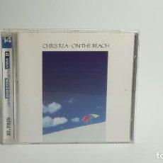 CDs de Música: CD - 1986 - CHRIS REA - ON THE BEACH - 1 CD. Lote 246358720