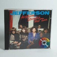 CDs de Música: CD - 1990 - JEFFERSON - AIRPLANE STARSHIP HOT TUNA - 1 CD. Lote 246358780
