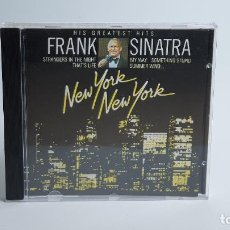 CDs de Música: CD - 1983 - FRANK SINATRA - HIS GREATEST HITS - 1 CD. Lote 246358790