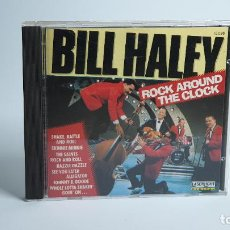 CDs de Música: CD - 2003 - BILL HALEY AND HIS COMETS - ROCK AROUND THE CLOCK - 1 CD. Lote 246358825